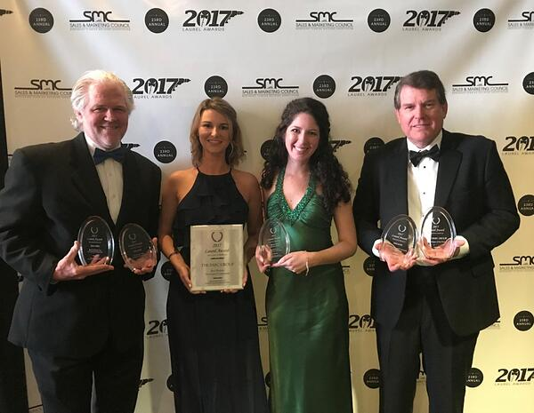 The PARC Group at 2017 Laurel Awards