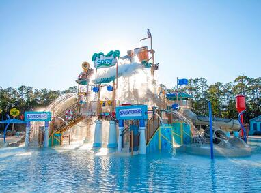 Nocatee Spray Water Park