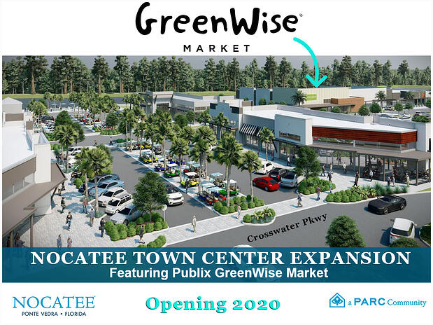 GreenWise Market Opening 2020 in Nocatee