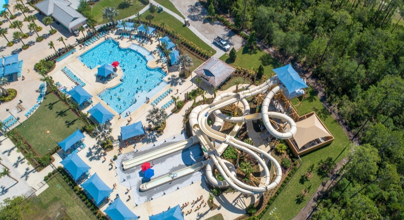 New Amenities Now Open at Nocatee Water Parks