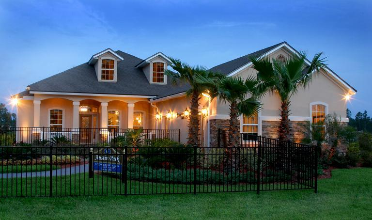 CornerStone Homes Austin Park at Nocatee Model Home