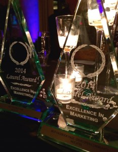 2014 Laurel Awards for The PARC Group