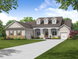 The Thoreau by Dostie Homes in Nocatee